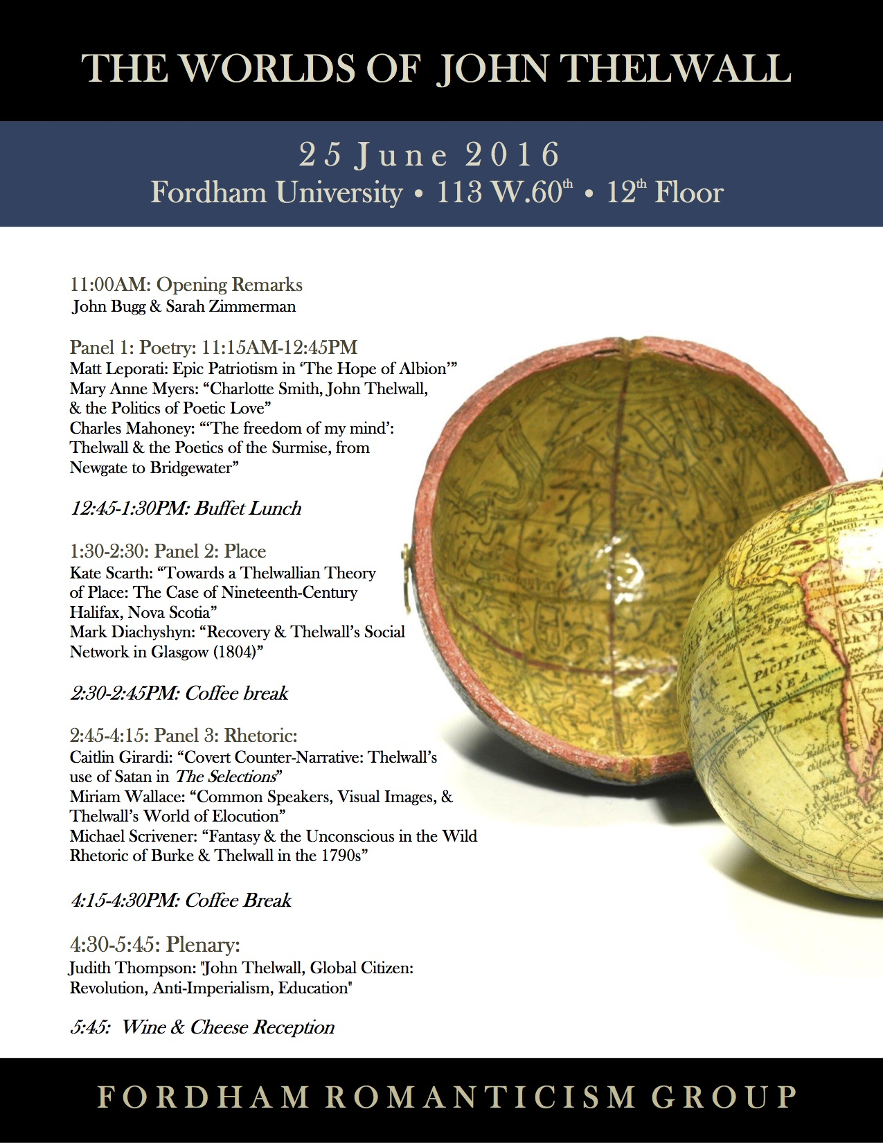 7aae966650ea79 The Worlds of John Thelwall Conference (25 June 2016)